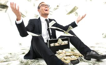 ثروتمند شدن,پولدار شدن,داشتن پول زیاد,داشتن ثروت زیاد