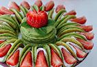 طرز تهیه کرپ کیک اسفناجی
