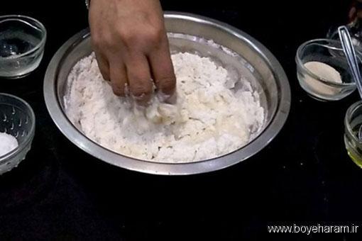 آموزش درست کردن فطایر پنیری,درست کردن فطایر پنیری,دستور درست کردن فطایر پنیری