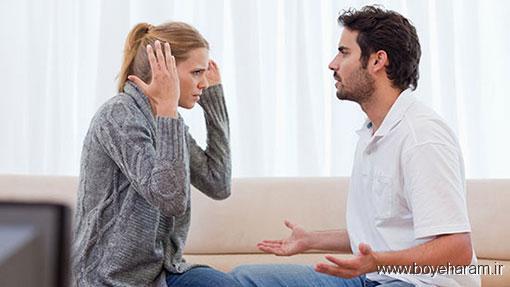 برای داشتن عمر طولانی با همسرتان بیشتر دعوا کنید