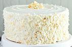 آموزش درست کردن کیک نارگیلی
