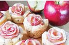 آموزش یک دسر ایده آل زمستانی شیرینی رزت سیب