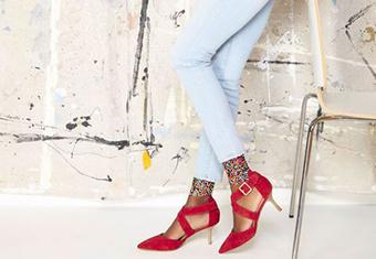 مدل های جدید کفش زنانه,کفش پاشنه بلند زنانه,کفش مجلسی زنانه