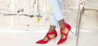 مدل های کفش پاشنه بلند ایتالیایی