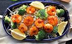 آموزش دستورپخت  غذای دریایی؛میگو اسپایسی