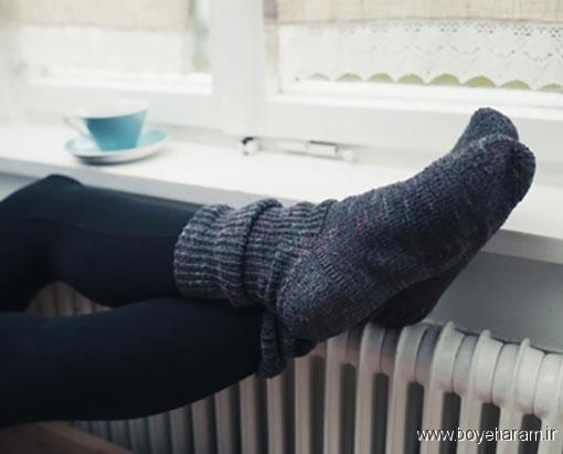 برای بهبود سردی پاها مصرف آهن را افزایش دهید,درمان سردی پا با داروهای گیاهی,سردی پا علامت چه بیماری است