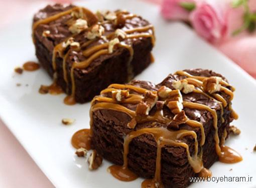 طرز تهیه کلوچه شکلاتی,آموزش طرزتهیه کلوچه شکلاتی,درست کردن کلوچه شکلاتی