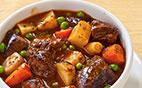 آموزش طرز تهیه ی خوراک گوشت و سبزیجات