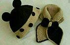 آموزش بافت مدل جدید کلاه شالگردن پسرانه (دومیل)