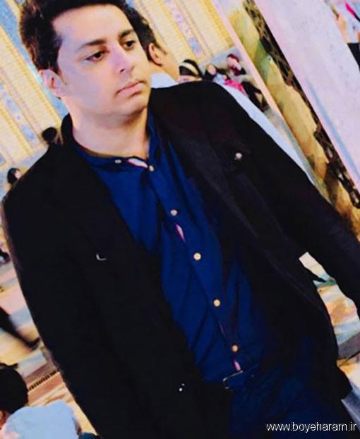 بیوگرافی و عکس شهاب بخارایی,عکس های شهاب بخارایی