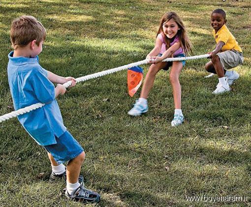 بهترین ورزشها برای کودکان معتاد به اینترنت