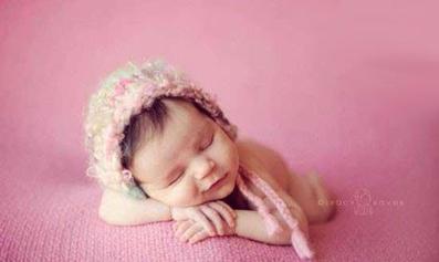 تصاویر نوزاد های خوابیده