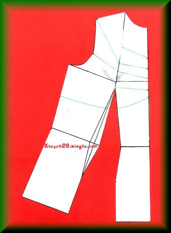 مدل لباس زنانه,مدل جدید لباس,جدیدترین مدل لباس,آموزش تصویری خیاطی
