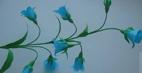 آموزش تصویری ساخت گل شیپوری