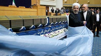 رونمایی از مجتمع سوخت ایرانی راکتورهای قدرت