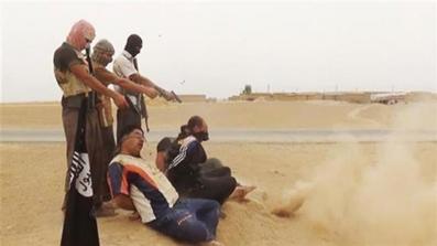اعدام10 دکتر به دست داعش,اعدام10پزشک