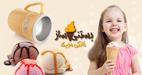 دستگاه بستنی ساز خانگی مجیک