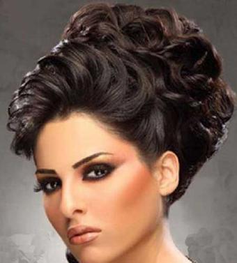 مدل موی عروس,مدل شینیون موی عروس,جدیدترین مدل موی عروس