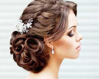 خوشکلترین مدل های مو,قشنگترین مدل های مو,شیکترین مدل های مو,مدل موی عروس