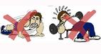عواملی که زیبایی اندام را در ورزش ازبین میبرد