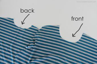 آموزش دوخت لباس برای دختر