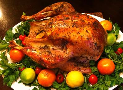 گوشت بوقلمون را چطوری بپزیم؟,گوشت بوقلمون را چطوری درست کنیم؟,بهترین روش پخت بوقلمون