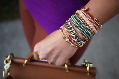 ساخت دستبند,بافت دستبند,دستبند سازی