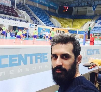 افتخارات ورزشی سعید معروف,مصاحبه با سعید معروف,گفتگو با سعید معروف