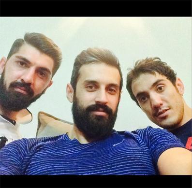 تصاویر سعید معروف,بیوگرافی ورزشکاران