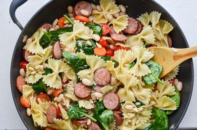 طرز تهیه پاستای فلفلی,آموزش آشپزی,سایت آشپزی,طرز تهیه انواع پاستا,پخت انواع پاستا