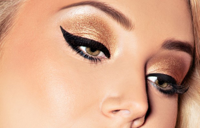 آموزش زیرسازی در آرایش,آموزش زیرسازی کردن,زیرسازی صورت قبل آرایش,میکاپ انواع چشم