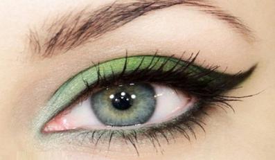 کنترل چربی پلک,میکاپ چشم,زیرسازی آرایش,زیرسازی آرایش چشم,آموزش میکاپ چشم,زیر سازی قبل از آرایش چشم