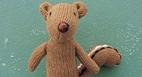 آموزش ساخت عروسک با دستکش نخی