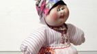 آموزش تصویری ساخت عروسک آشپزباشی