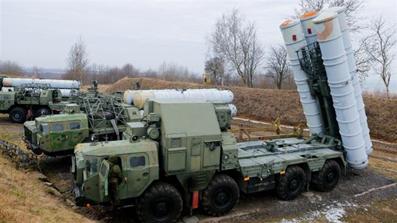 سامانه موشکی اس300