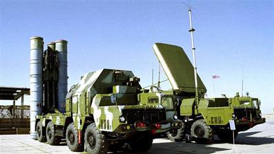 سامانه موشکی زمین به هوای اس 300روسیه
