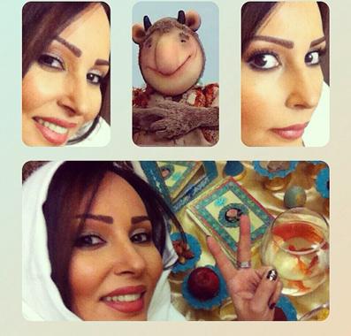 جدیدترین عکس و تصاویر پرستو صالحی