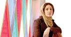 تصاویر مینا ساداتی بازیگر نقش اول تنهایی لیلا
