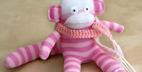 آموزش ساخت عروسک میمون با جوراب