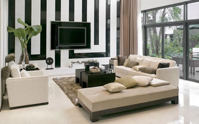 مدل دکوراسیون منزل به سبک خارجی,چیدمان خانه به سبک خارجی