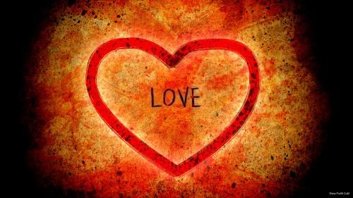 تصاویر رمانتیک قلب