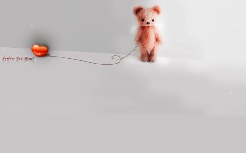 عکس عاشقانه خرس
