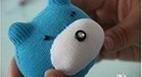 آموزش ساخت عروسک خرس با جوراب