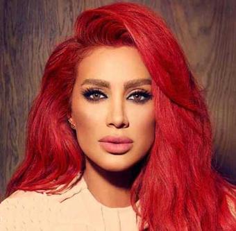 رنگ موی قرمز,مدل رنگ موی قرمز زنانه