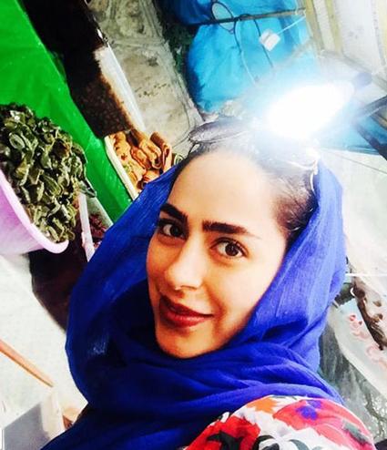 جدیدترین تصاویر بازیگران زن ایرانی,تصاویر سمانه پاکدل