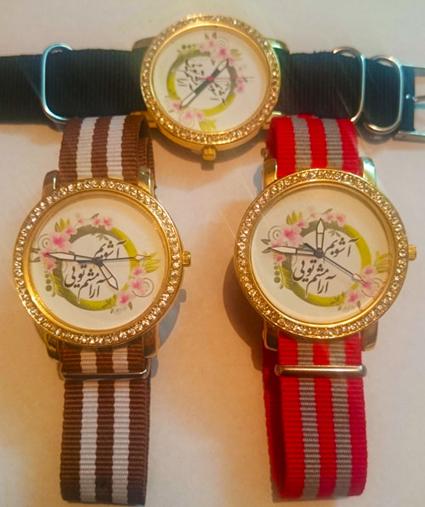 ساعت عشق,خرید اینترنتی ساعت,خرید آنلاین ساعت,مدل ساعت دخترانه,مدل ساعت مچی
