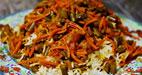 آموزش پخت خورش هویج