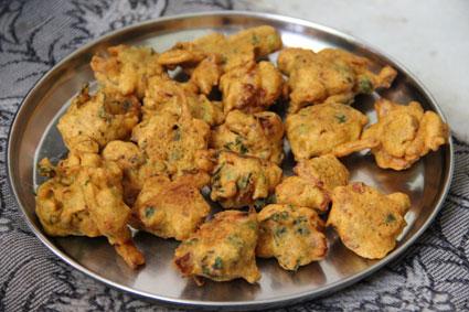 پخت پاکورا هندوستانی,سوغات هندوستان,پخت غذای هندوستان,غذای هندوستانی