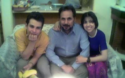 همسر بازیگران زن ایرانی,زن بازیگران مرد ایرانی,عکس خانوادگی دیده نشده بازیگران