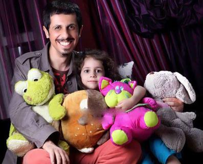 ,تصاویر خانوادگی بازیگران مرد ایرانی